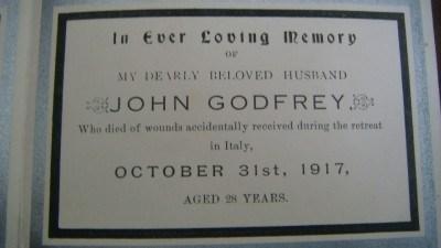 Profile picture for John Godfrey
