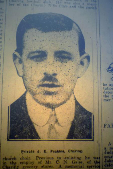 Profile picture for James Edgar Feakins
