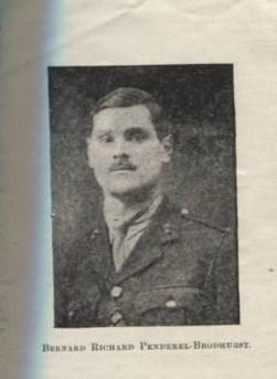 Profile picture for Bernard Richard Penderel-Brodhurst