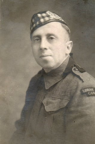 R L Fitzgerald - WWII
