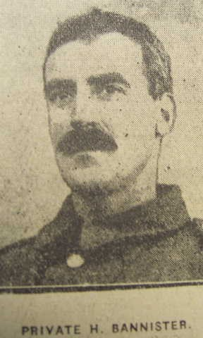 Profile picture for Henry Bannister
