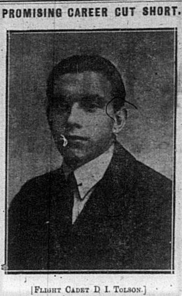 Douglas Irvine Tolson