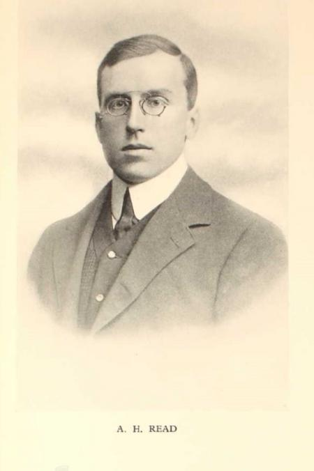 Profile picture for Ayton Herbert Read