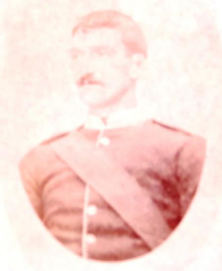 Profile picture for Thomas George Groombridge