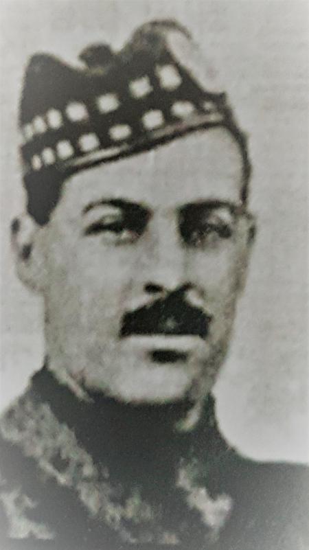 Profile picture for Christian Dalrymple Hamilton Dunlop