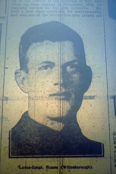 Profile picture for Bert Thomas Ruane