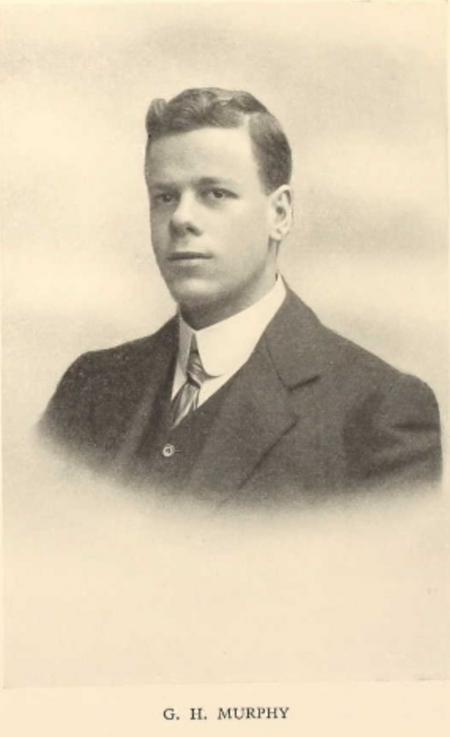 Profile picture for Gerald Hope Murphy