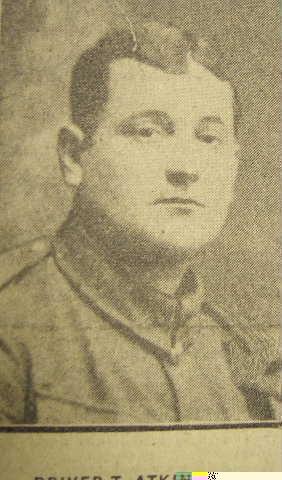 Profile picture for Thomas Atkinson