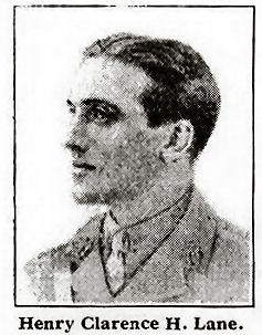 Profile picture for Henry Clarence Horsburgh Lane