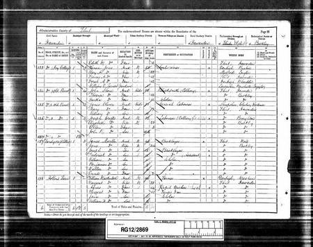 1891 census