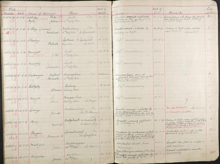 Royal Irish Constabulary records
