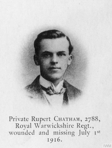 Profile picture for Rupert Chatham