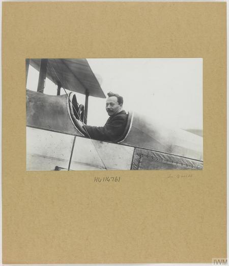Lieutenant Edward Teshmaker Busk