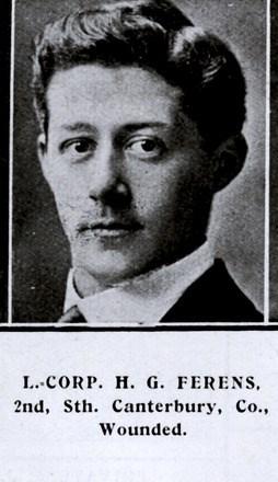 Profile picture for Gordon Hamilton Ferens