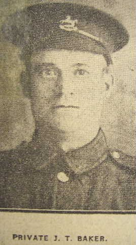 Profile picture for John Thomas Baker