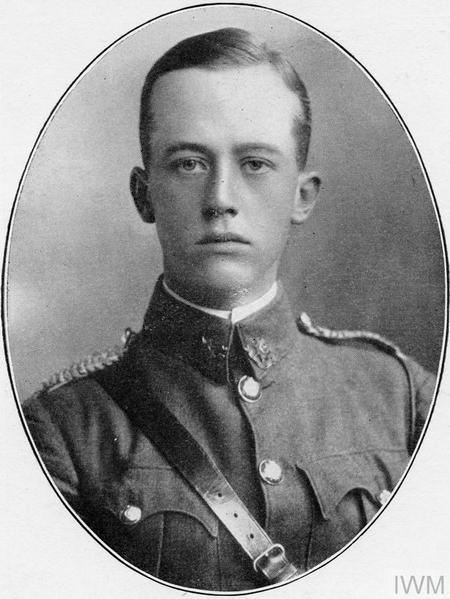 Lieutenant Ronald Mortimer Slater