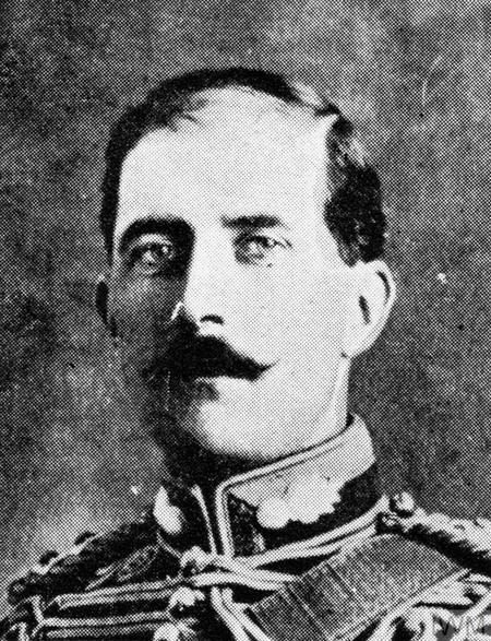Captain Garth Neville Walford
