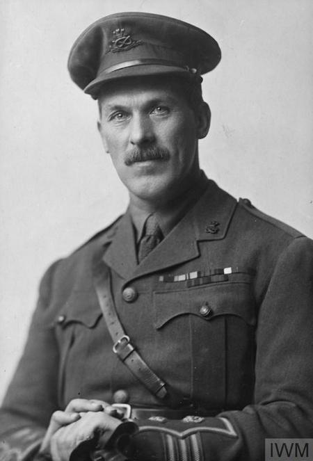 Lieutenant Colonel William Francis Brougham Radclyffe Dugmore
