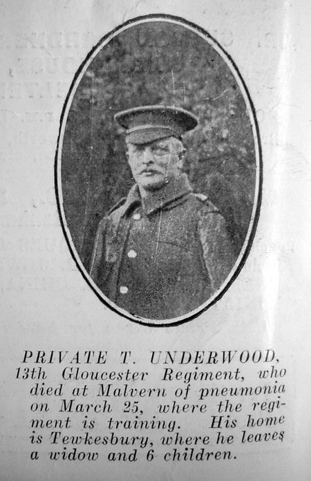 Profile picture for Thomas Charles Underwood