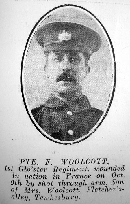 Profile picture for Frederick James Woolcott