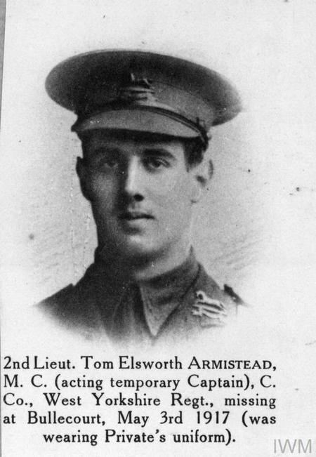 Profile picture for Tom Elsworth Armistead