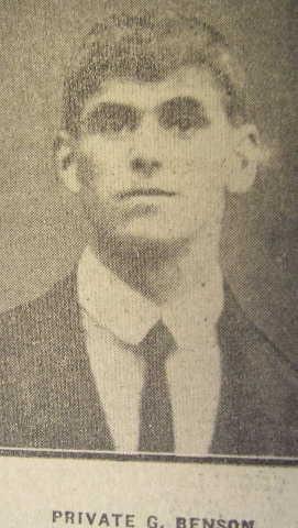 Profile picture for Gordon Benson