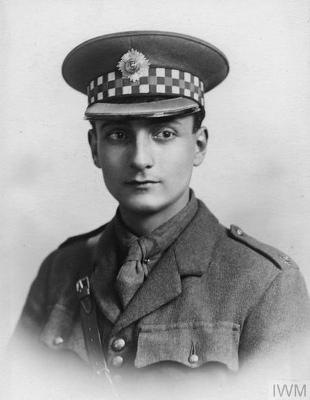 Profile picture for Gerald Edward Victor Crutchley
