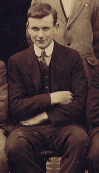 Profile picture for Frank Reginald Copeman