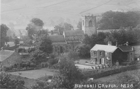 Burnsall Church
