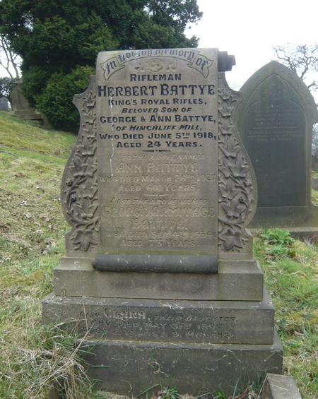 Herbert Battye