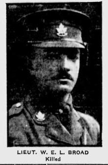 Photo of William Lee Broad