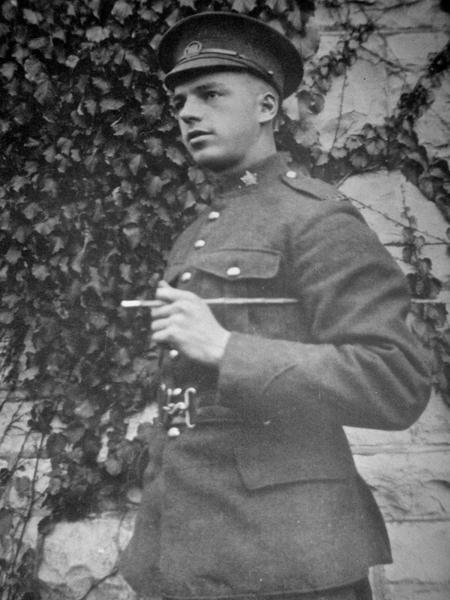 Photo of Percy Douglas Sinclair Broad