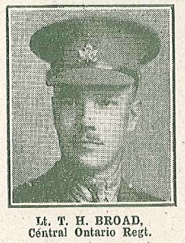 Photo of Thomas Harold Broad
