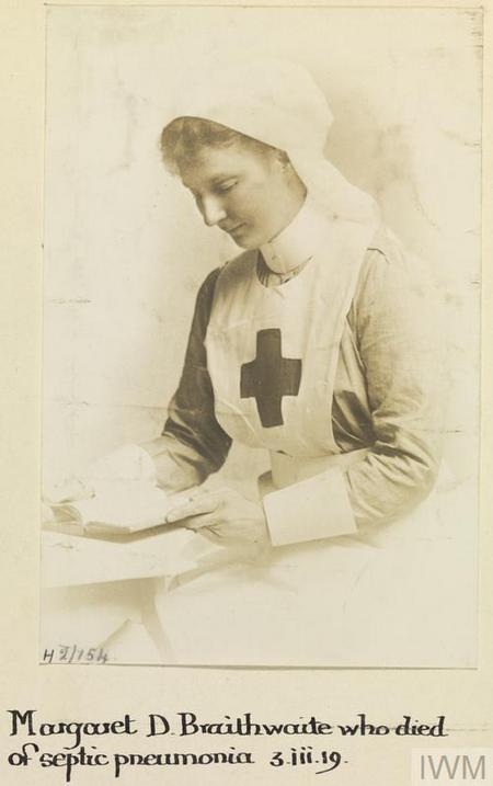 Profile picture for Margaret Dorothea Braithwaite