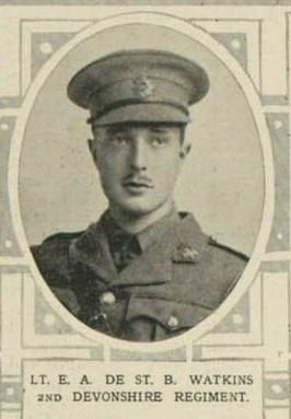 Profile picture for Eustace Arundel De St. B. Watkins