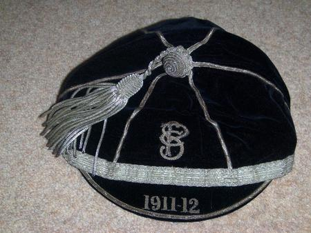 2XI Cricket Colours 1911/12 seasons