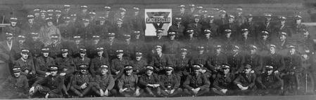 Artillery Cadets - Whitley Camp