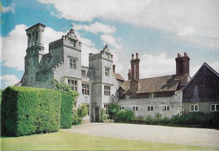 Little Gaddesden Manor House