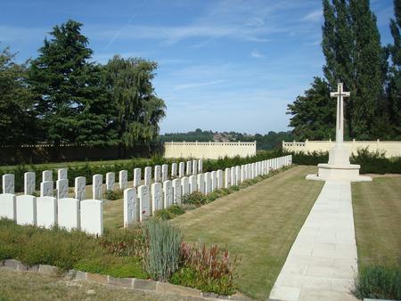 Bethencourt Communal Cemetery