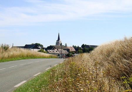 Audencourt (from the south)
