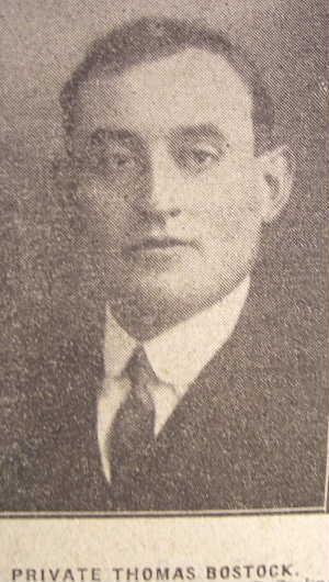 Profile picture for Thomas Bostock