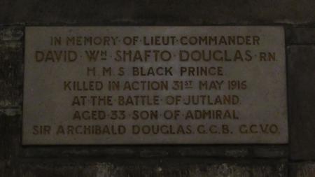 Profile picture for David William Shafto Douglas