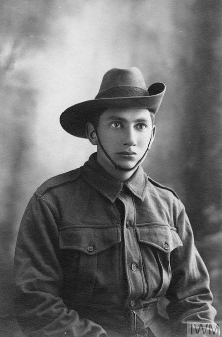 Private Harold Abell