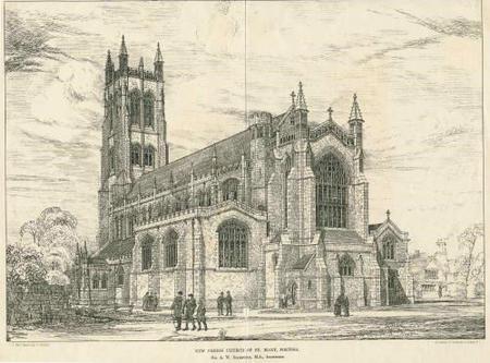 St Mary's Church, Portsea