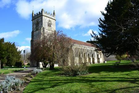 St Edmund's Church, Salisbury