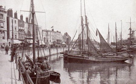 Royal Harbour. Ramsgate, Kent