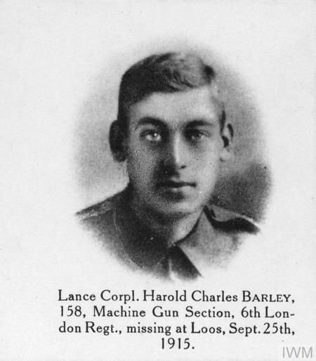 Profile picture for Harold Charles Barley