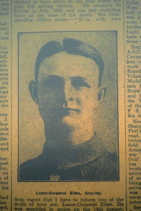 Profile picture for Frederick Sidney Ellen