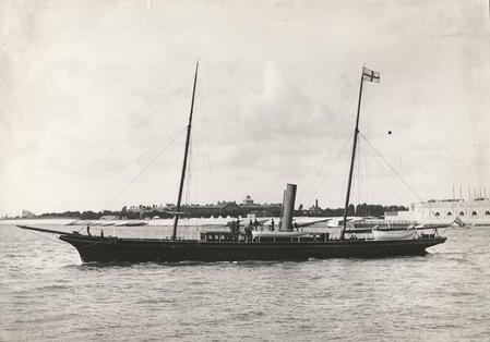 HMS Firequeen
