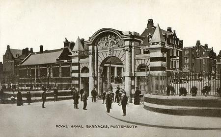 Royal Naval Barracks, Portsmouth